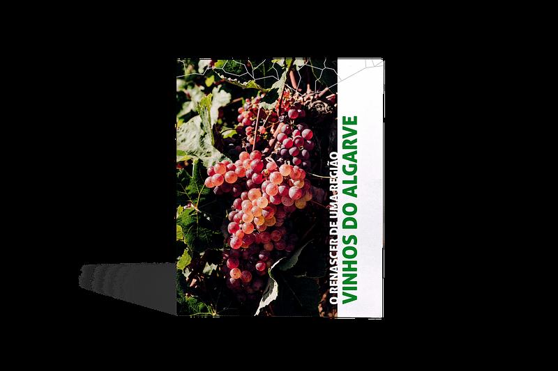 Livro Vinhos Algarve