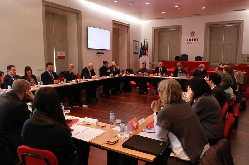 Reunião Shrines Europe