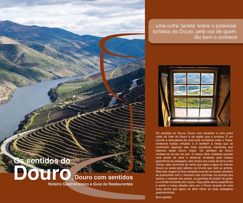 Roteiro Gastronómico Sentidos Douro