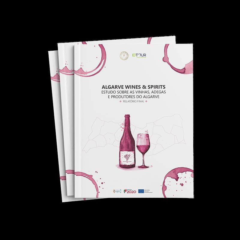 Estudo Vinhas Adegas Produtores Algarve